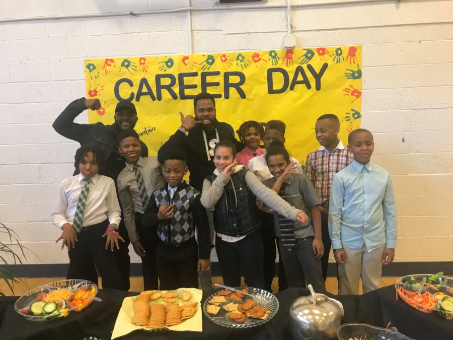 Career Day Volunteers